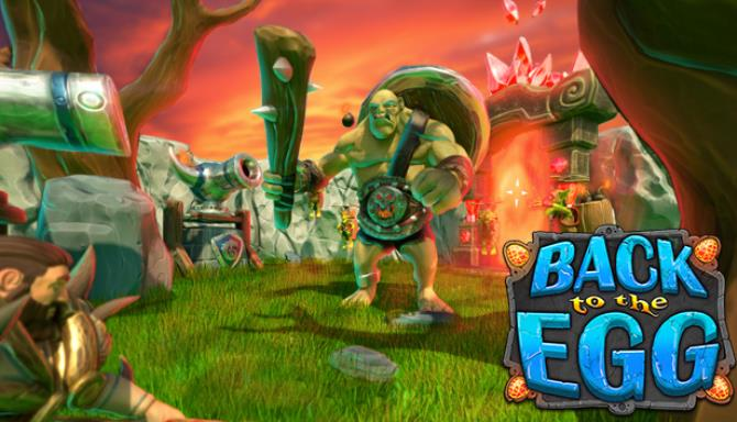 BACK TO THE EGG! Tower Defense Free Download