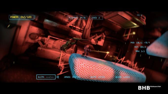 BHB: BioHazard Bot PC Crack