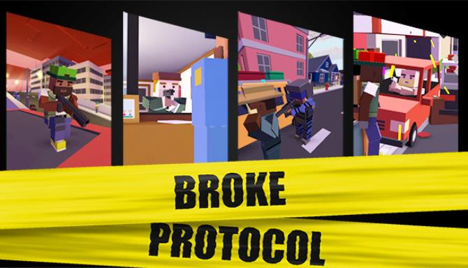 BROKE PROTOCOL: Online City RPG Free Download