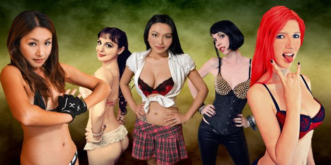 Bad ass babes Torrent Download