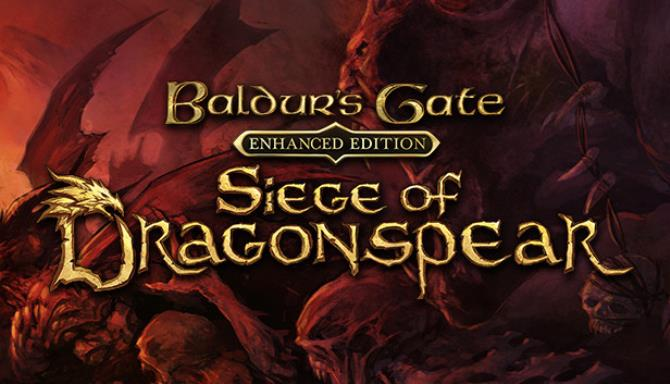Baldur's Gate: Siege of Dragonspear Free Download