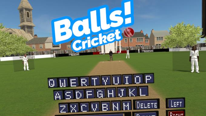Balls! Virtual Reality Cricket Torrent Download