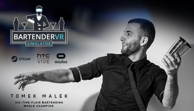 Bartender VR Simulator Free Download