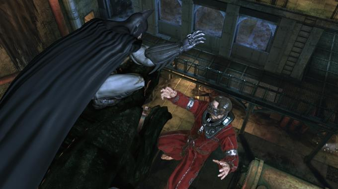 Batman: Arkham Asylum Game of the Year Edition PC Crack
