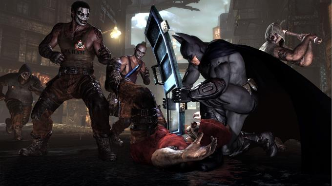 Batman: Arkham City - Game of the Year Edition PC Crack