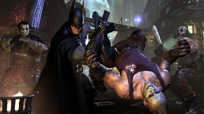 Batman: Arkham City - Game of the Year Edition Torrent Download