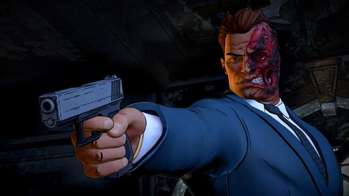 Batman - The Telltale Series Torrent Download