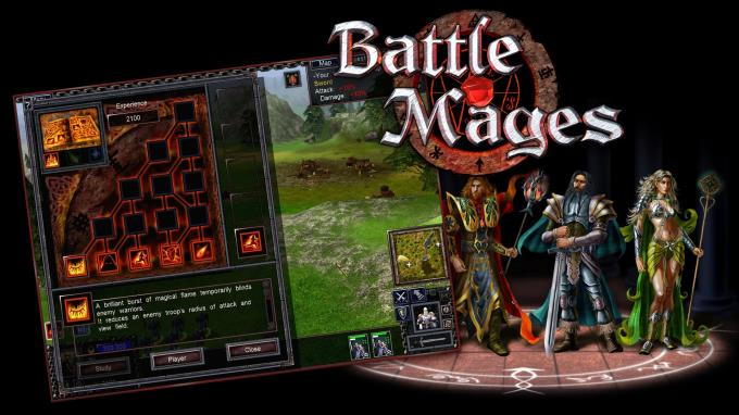 Battle Mages PC Crack
