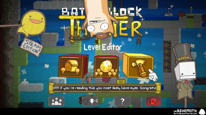 BattleBlock Theater® Torrent Download