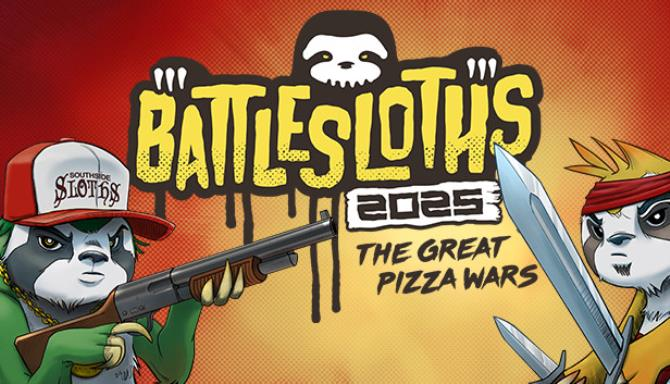 Battlesloths 2025: The Great Pizza Wars Free Download