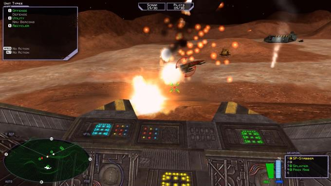 Battlezone 98 Redux - The Red Odyssey PC Crack