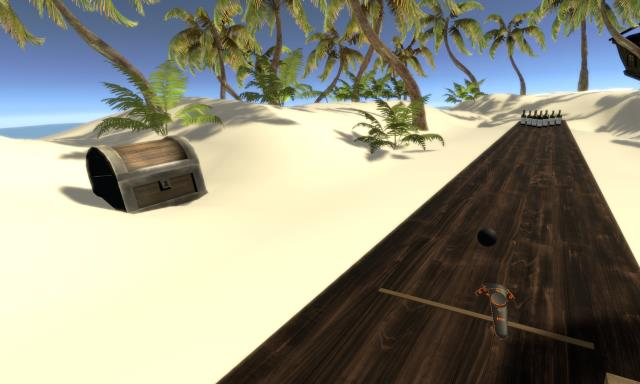 Beach Bowling Dream VR PC Crack