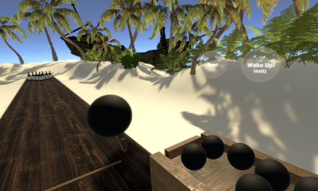 Beach Bowling Dream VR Torrent Download