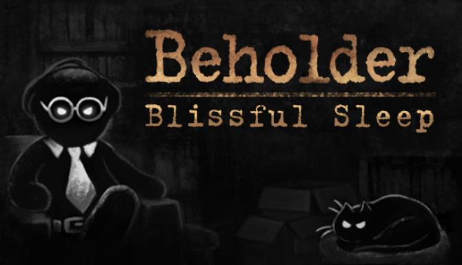 Beholder - Blissful Sleep Free Download
