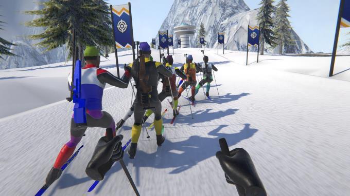 Biathlon Battle VR Torrent Download