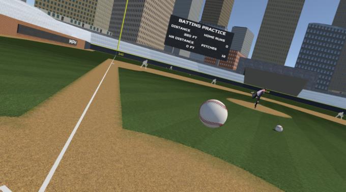 Big Hit VR Baseball PC Crack