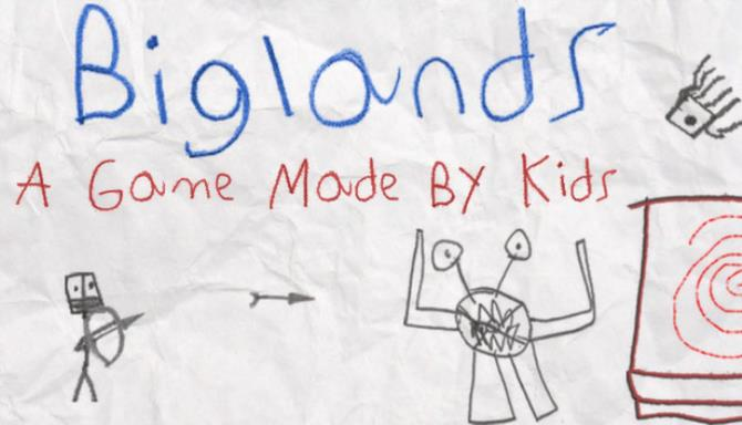 Biglands: A Game Made By Kids Free Download