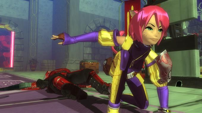 Blade Kitten: Episode 2 Torrent Download