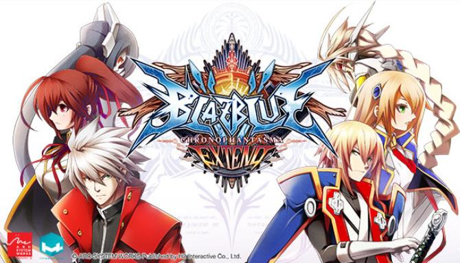 BlazBlue: Chronophantasma Extend Free Download