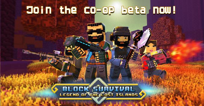 Block Survival: Legend of the Lost Islands Torrent Download