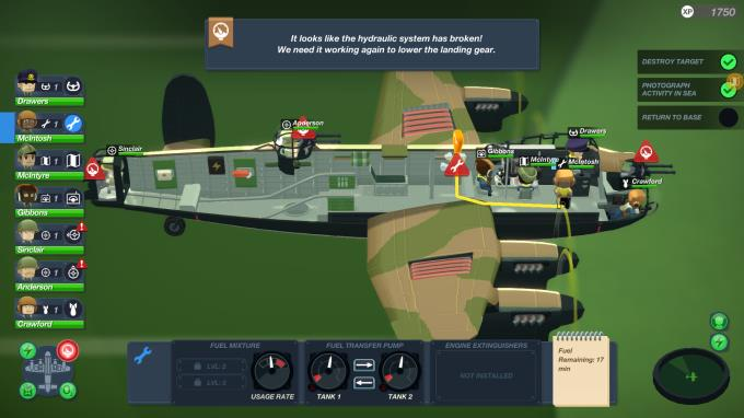 Bomber Crew PC Crack