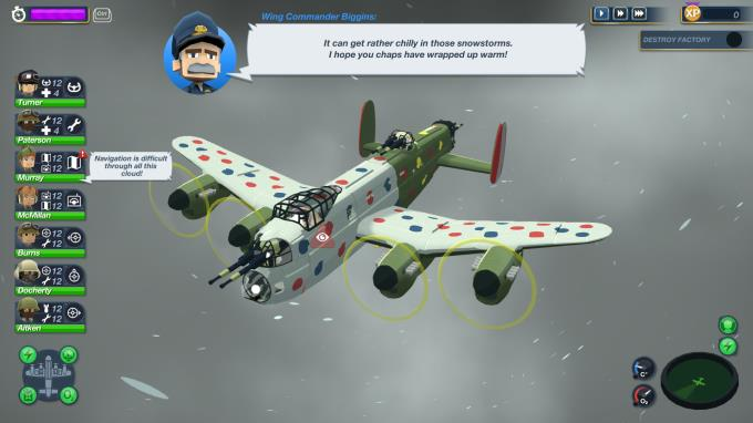 Bomber Crew Secret Weapons DLC Torrent Download