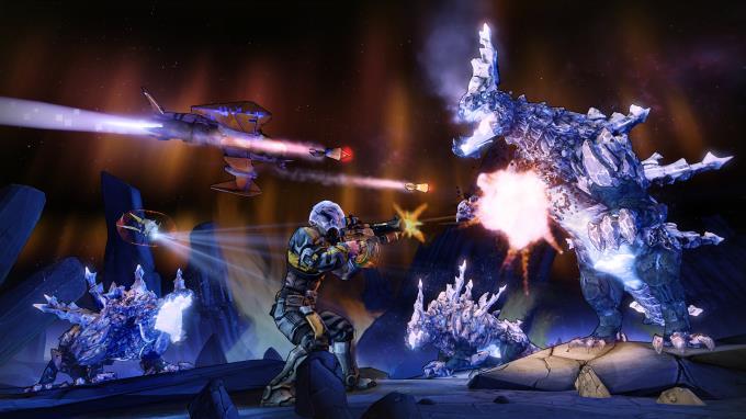 Borderlands: The Pre-Sequel PC Crack