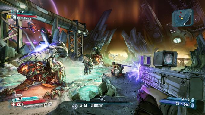 Borderlands: The Pre-Sequel Torrent Download