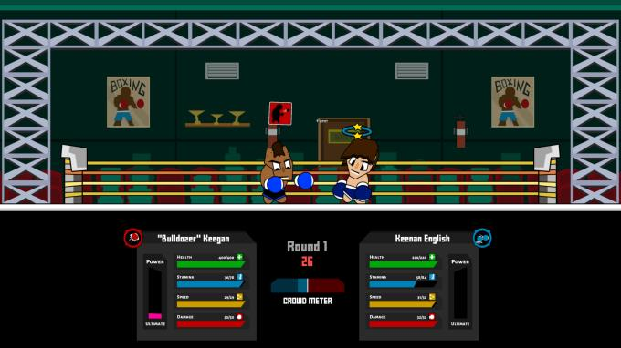 Boxing School PC Crack