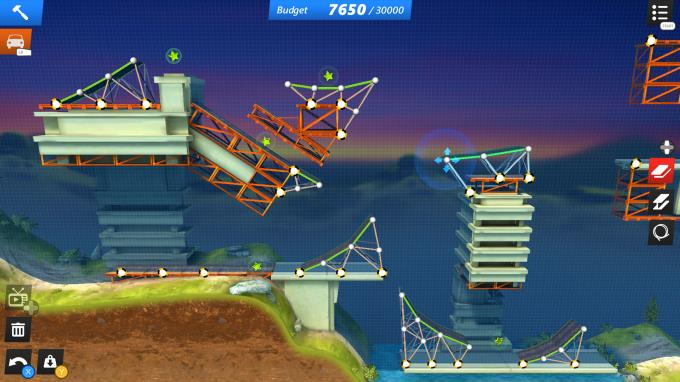 Bridge Constructor Stunts PC Crack
