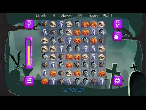 Bubble Double Halloween PC Crack