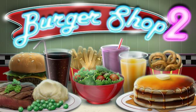 Burger Shop 2 Free Download