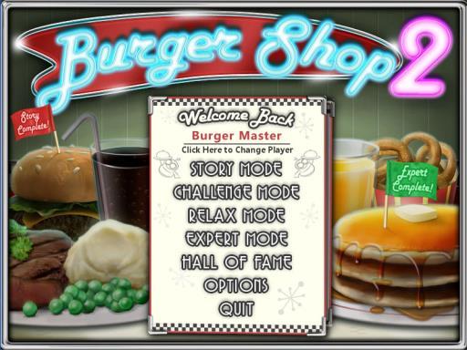 Burger Shop 2 PC Crack