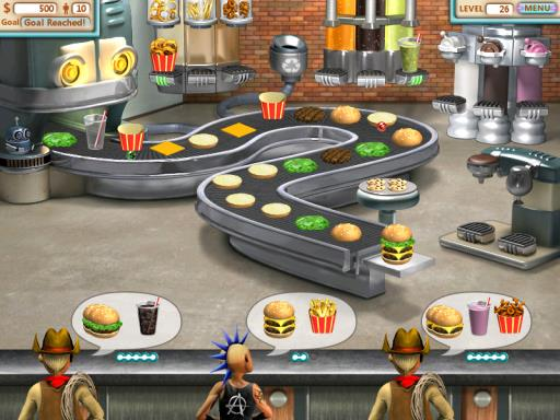 Burger Shop PC Crack