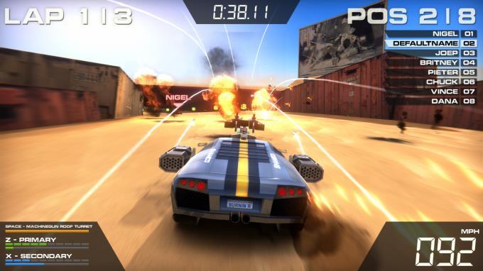 Burnin' Rubber 5 HD Torrent Download