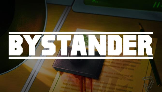 Bystander Free Download
