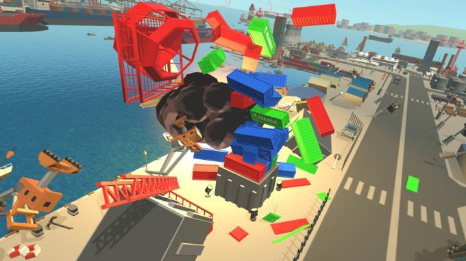 CRANGA!: Harbor Frenzy PC Crack