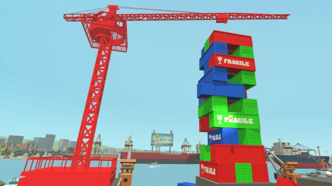 CRANGA!: Harbor Frenzy Torrent Download