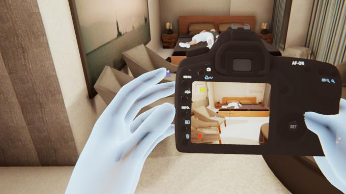 CSI VR: Crime Scene Investigation PC Crack