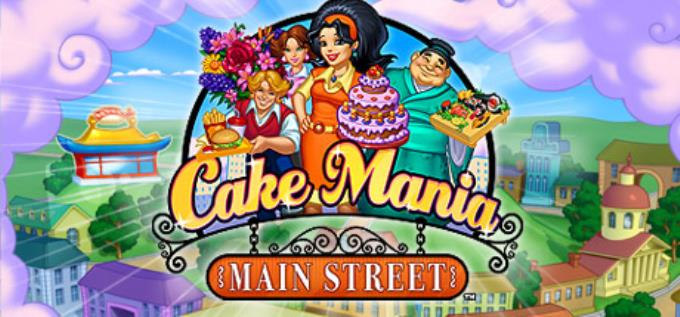 Cake Mania Main Street™ Free Download
