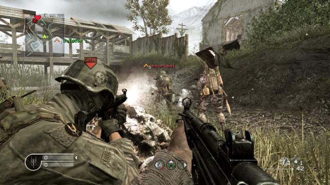 Call of Duty® 4: Modern Warfare® Torrent Download