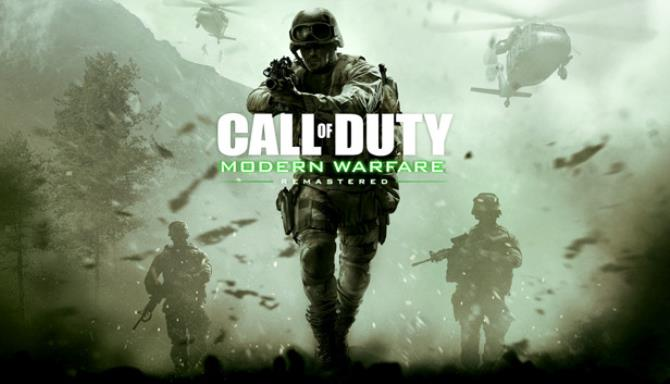 Call of Duty®: Modern Warfare® Remastered Free Download
