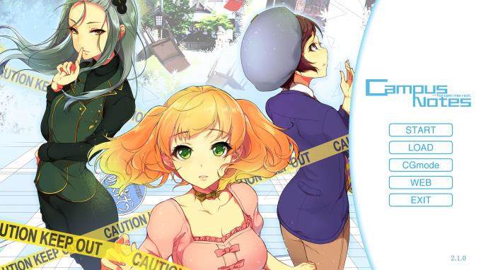 Campus Notes - forget me not. Torrent Download