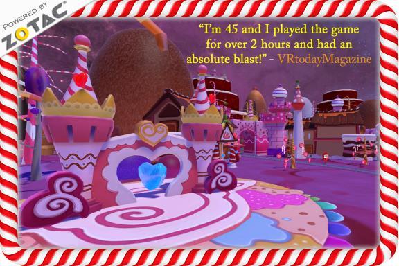 Candy Kingdom VR Torrent Download