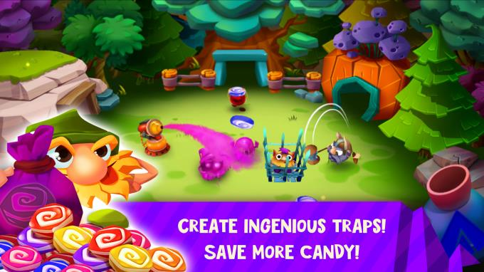 Candy Thieves - Tale of Gnomes PC Crack