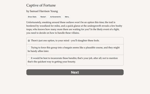 Captive of Fortune Torrent Download