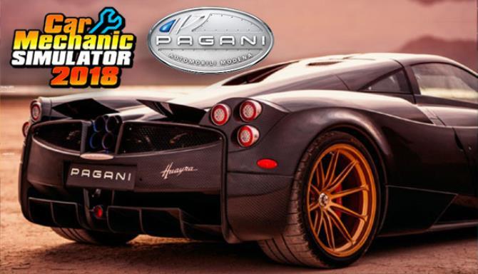 Car Mechanic Simulator 2018 Pagani-RELOADED « PCGamesTorrents