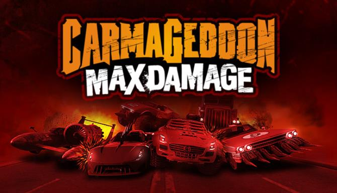 Carmageddon: Max Damage Free Download
