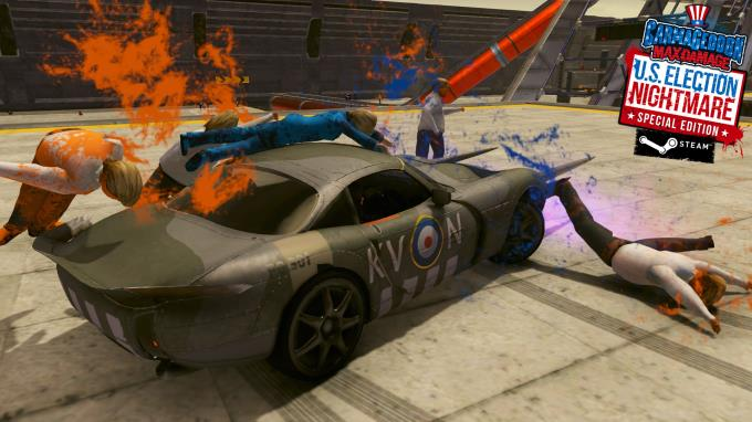 Carmageddon: Max Damage PC Crack
