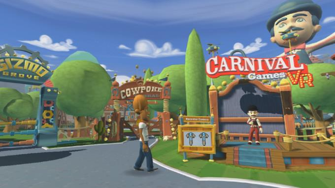 Carnival Games® VR PC Crack